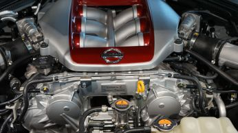 GTR hand made engine