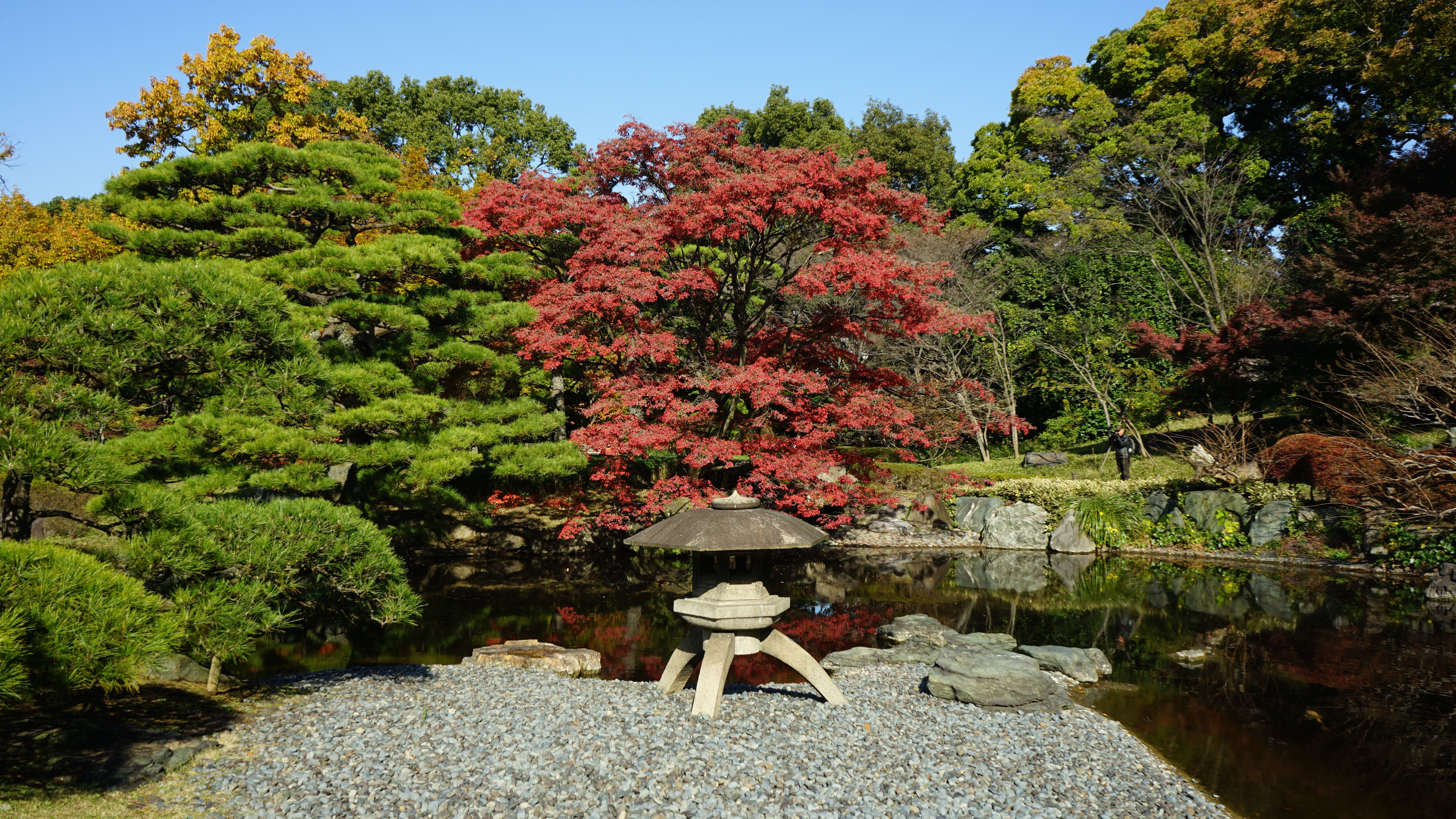 Autumn 2016 – Traveling around Asia and Japan